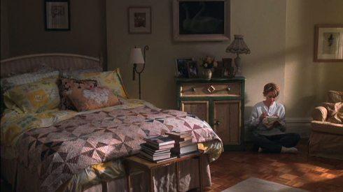 Meg Ryan Bedroom