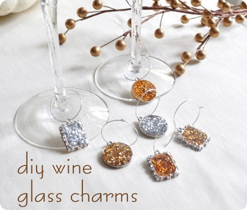 Centsational Girl Wine Charms