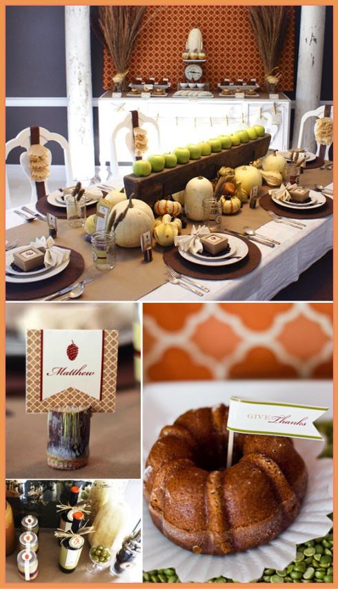 Fancy Thanksgiving