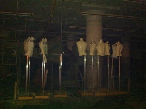 Creepy Manequins