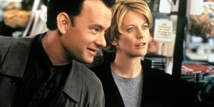 Meg Ryan and Tom Hanks