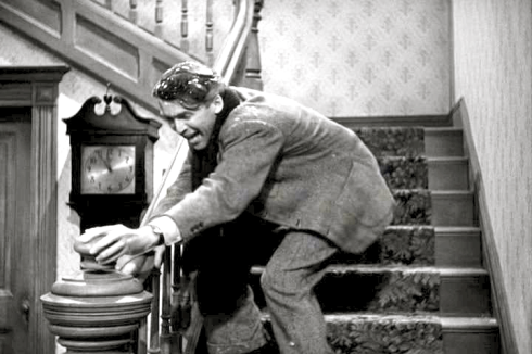 It's a Wonderful Life Stairs