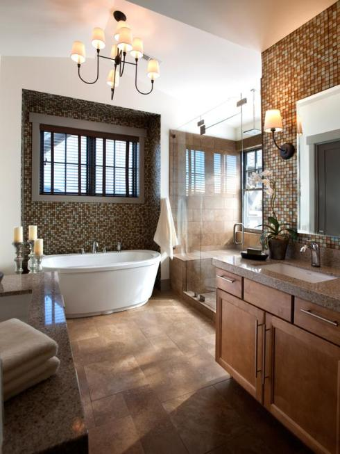 HGTV Dream Home Master Bath