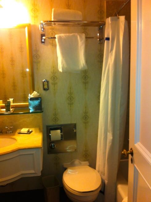 The Drake Hotel Bathroom 1