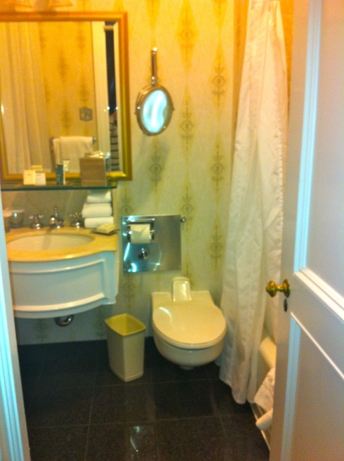 The Drake Hotel Bathroom 2