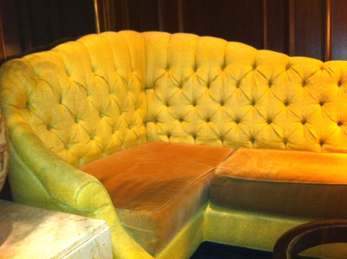 The Drake Hotel Couch