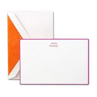 Crane & Co. Correspondence Cards