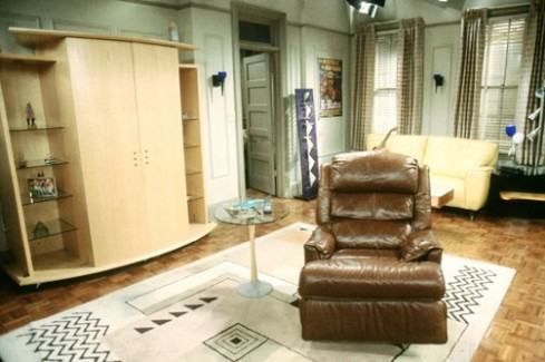 Joey and Chandler's Apartment on Friends