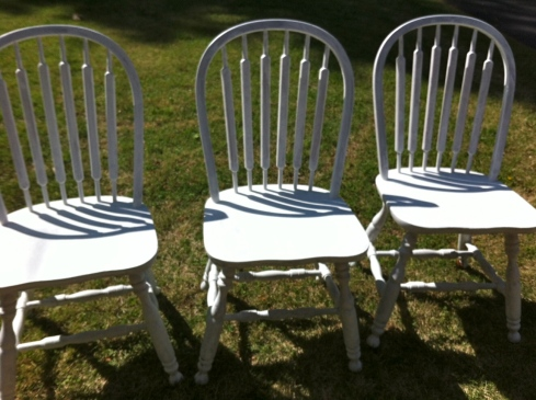 Painted Chairs Primer