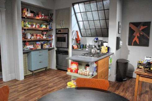 Exes kitchen