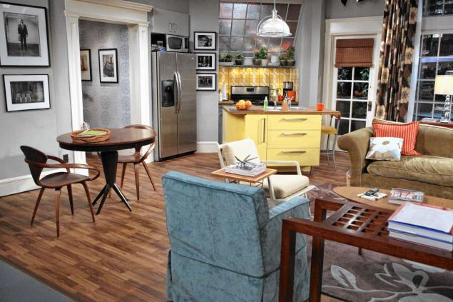 Images Of Sitcom Living Room Sets