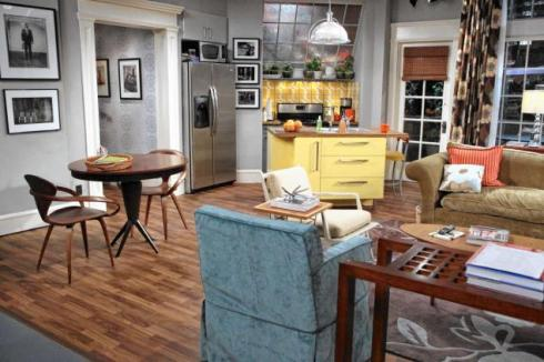 Exes living room