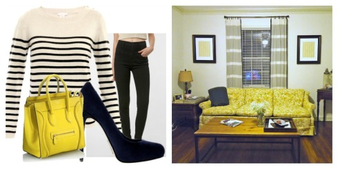 Living Room Outfit