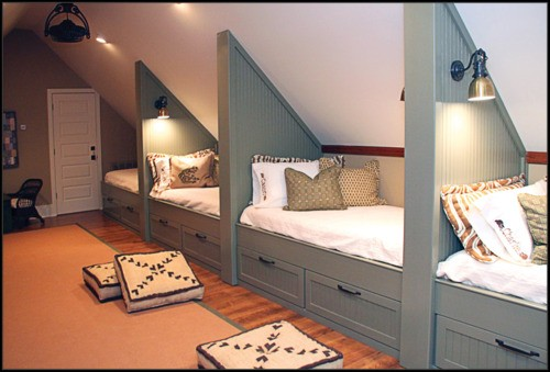 Attic rooms for Attic room